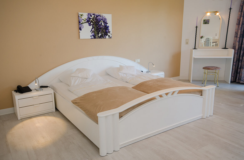 Hotel Lange Leer doppelzimmer-exklusiv-ems