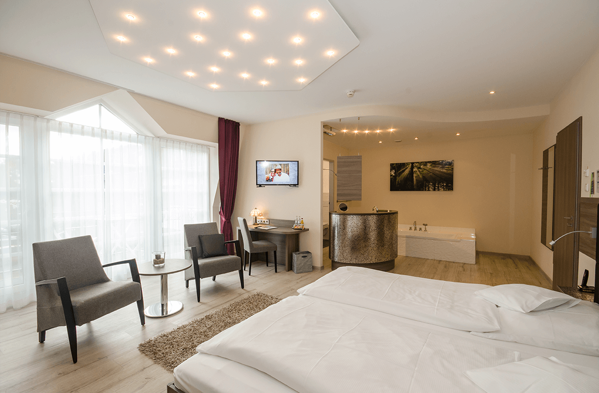Hotel Lange Leer junior-suite