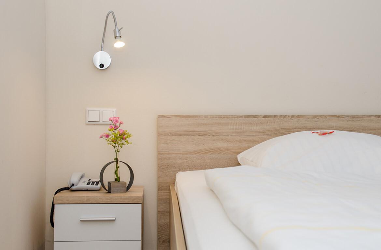 Hotel Lange Leer einzelzimmer-standard