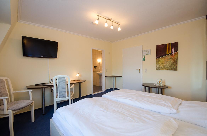 Hotel Lange Leer doppelzimmer-komfort